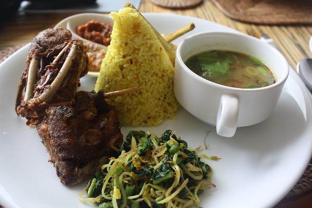 Alam Ubud Balinese Food