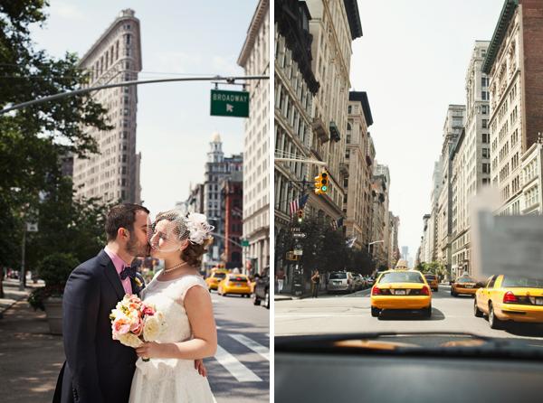 006_karen seifert flatiron nyc taxi wedding
