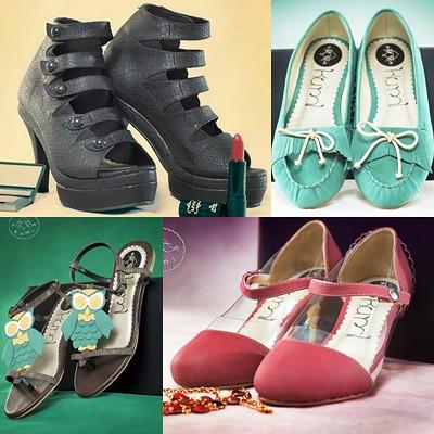 Kumi-shoes