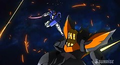 Gundam AGE 4 FX Episode 47 Blue Planet, Lives Ending Youtube Gundam PH (59)