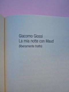 Si sente la voce. 8x8 / Oblique Studio. Carta Canta 2012. pag. 97 (part.), 2