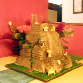 Tulum - Wedding Cake