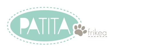 """Logo Patita Design """"frikea"""""""