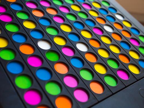Colorpop board detail