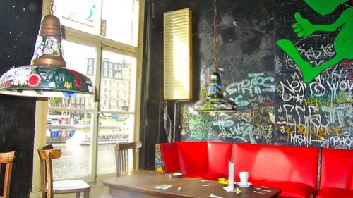 coffeeshop a Amsterdam