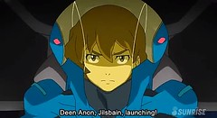 Gundam AGE 4 FX Episode 46 Space Fortress La Glamis Youtube Gundam PH (181)