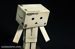 Revoltech Danboard Mini Amazon Box Version Review & Unboxing (43)
