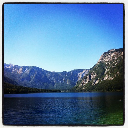Lake Bohinj, The Heart Of The Alps