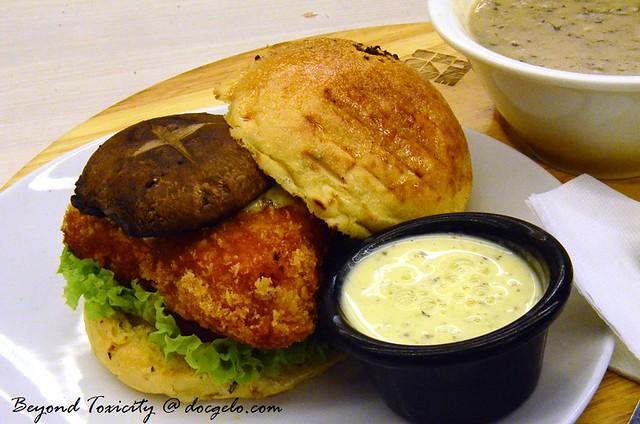 the hand burger singapore