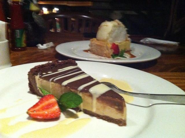& delicious dessert