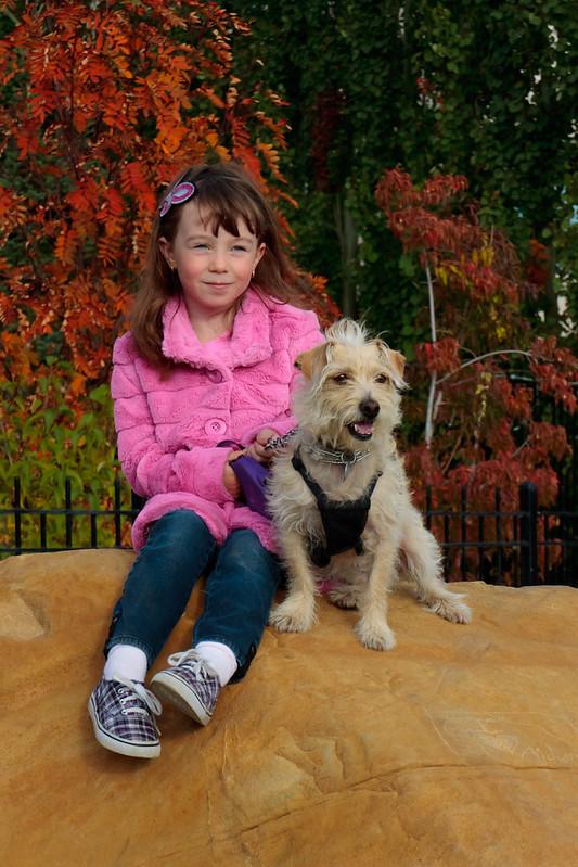 Sunday Walk In The Park