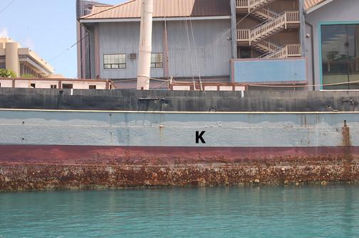 port side K