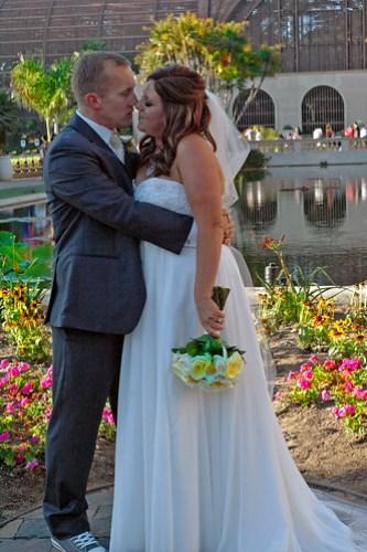 Daniel & Geri Lily Pond