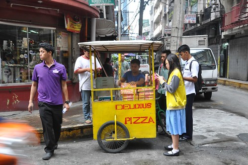 Mobile Pizza