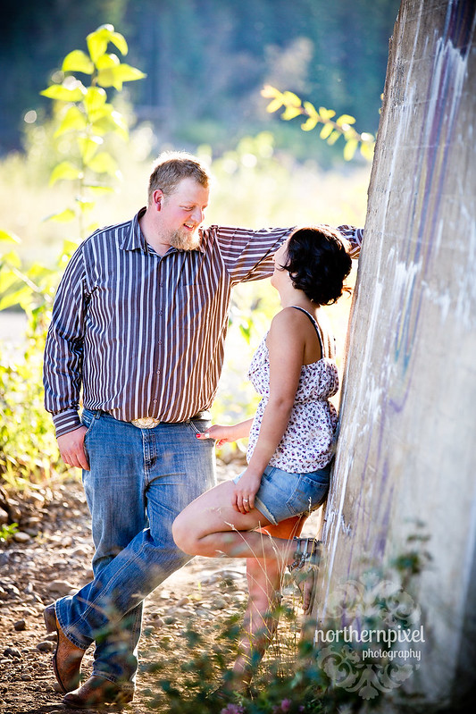 Engagement Session - Prince George, BC