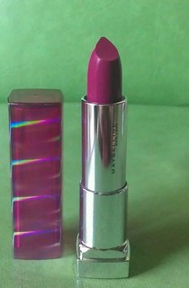Berry Brilliant Maybelline The Jewels by Colorsensational lipstick