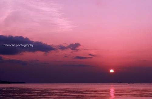 sunsetpantaimarina