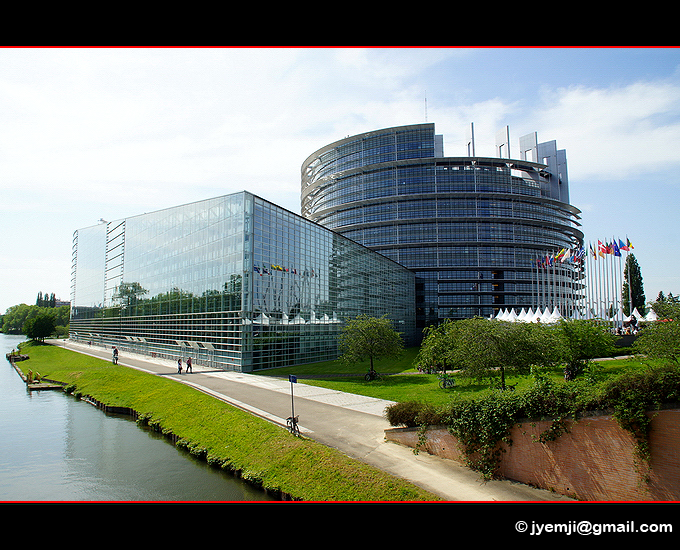 Photographies d'Alsace (Strasbourg Parlement Europeen,Hatuey Photographies)