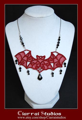 Mina Harker Necklace