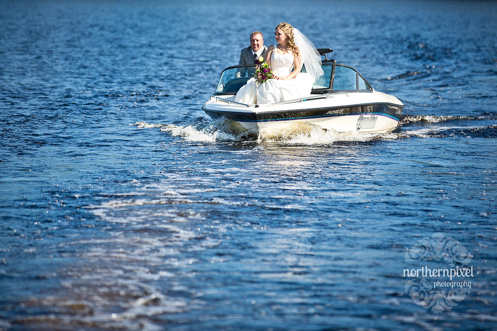 Newlyweds - Norman Lake