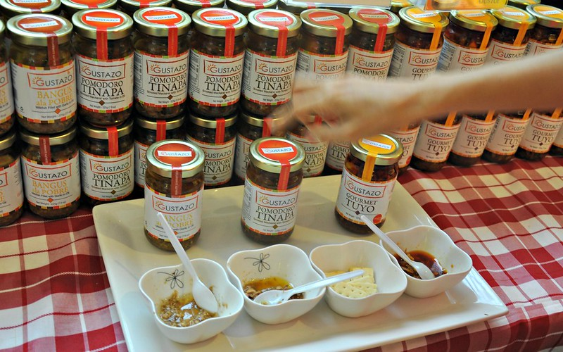 Gustazo giurmet dips and sauces