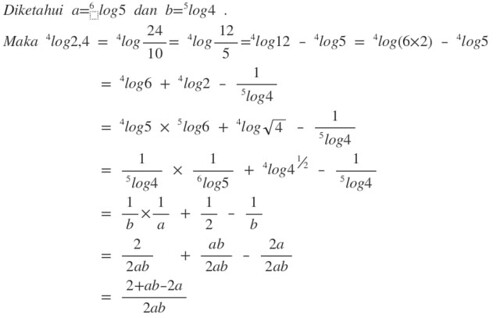 logaritma 3