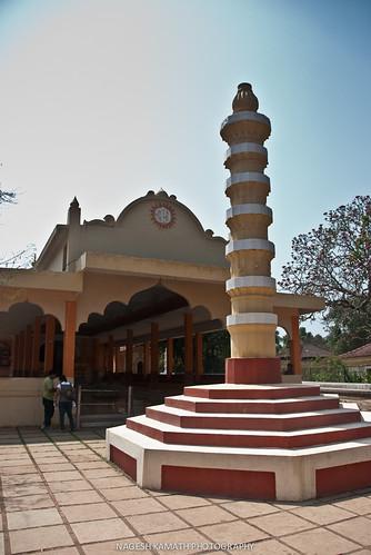 Vetal Maharudra temple