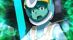 Gundam AGE 4 FX Episode 46 Space Fortress La Glamis Youtube Gundam PH (139)