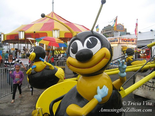 Bumble Bee Ride