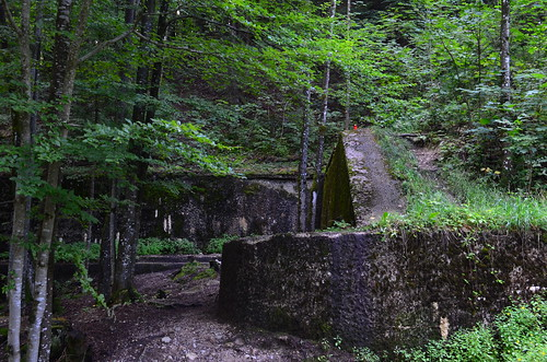 Berghof foundation remains