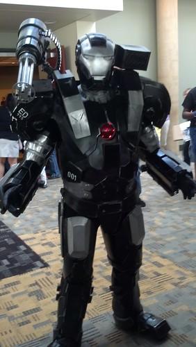 Robocop at Baltimore Comic-Con 2012