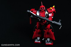 HCM MS-06R-2 Johnny Ridden's Zaku-II (144 scale) 1984 make (68)