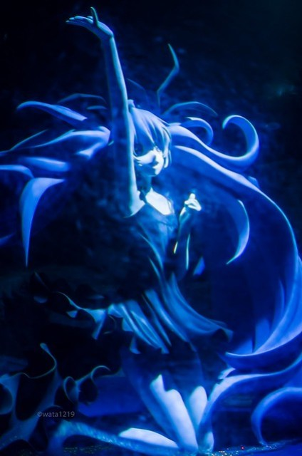 Life-size Deep-sea Girl (2)