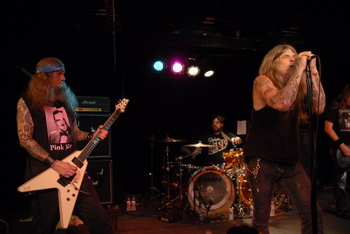 Saint Vitus at the Black Cat