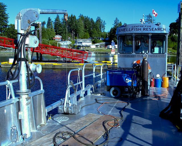 New Oceanographic Winch