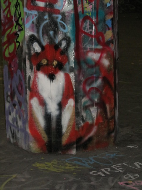 Mr. Fox, Southbank