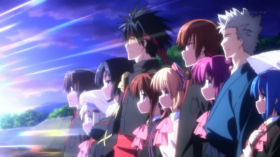 Little Busters! - 01-08