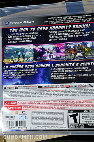 new haul DYNASTY WARRIORS GUNDAM 3 (4)