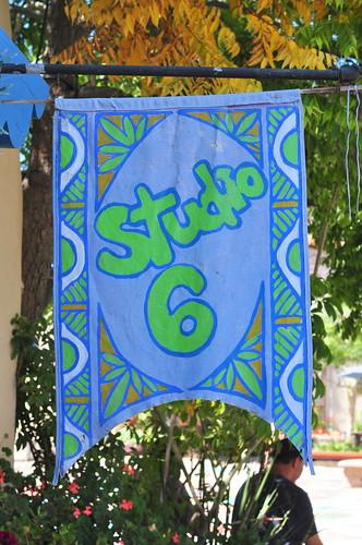 studio 6 banner