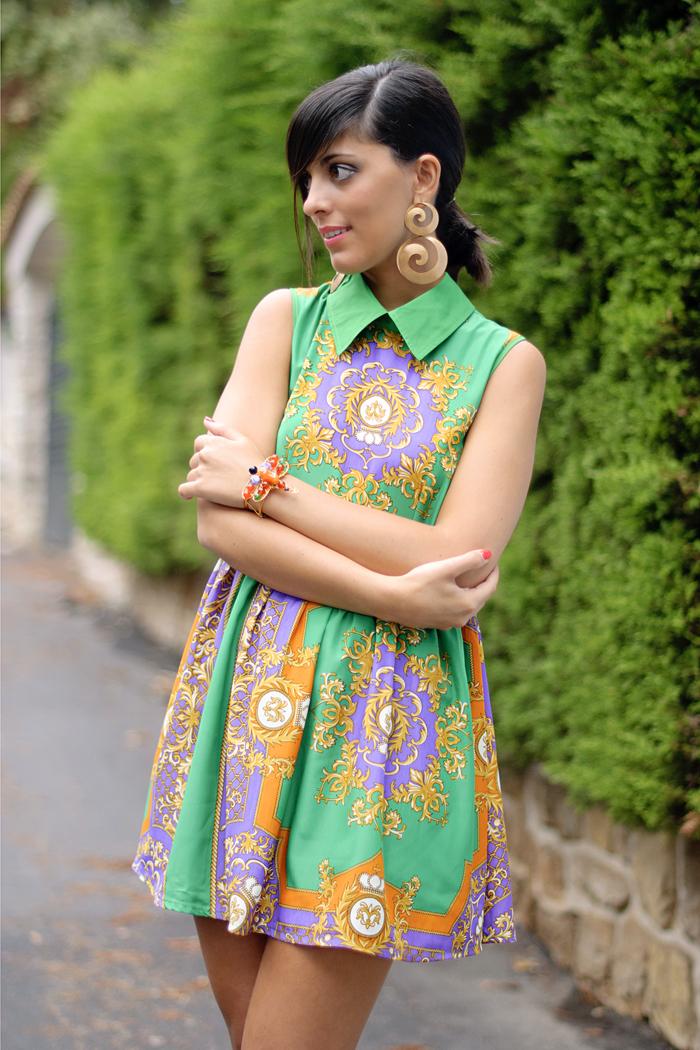 Geometrical green