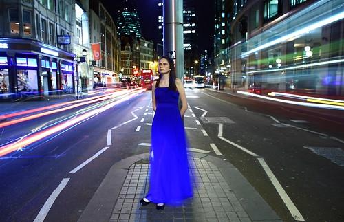Girl on Bishopsgate