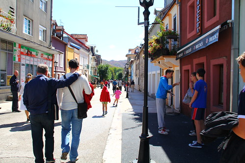 Walking in Cetinje