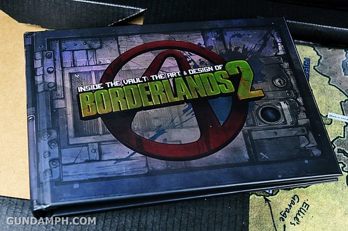 Borderlands 2 Ultimate Loot Chest Limited Edition PS3 Review Unboxing (37)