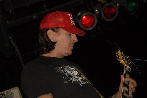 Dave Shepherd of Weedeater