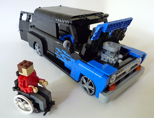 '53 Ford Panel Truck
