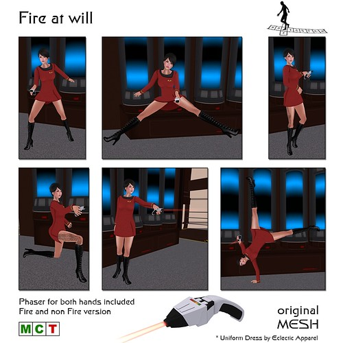 Fire at Will