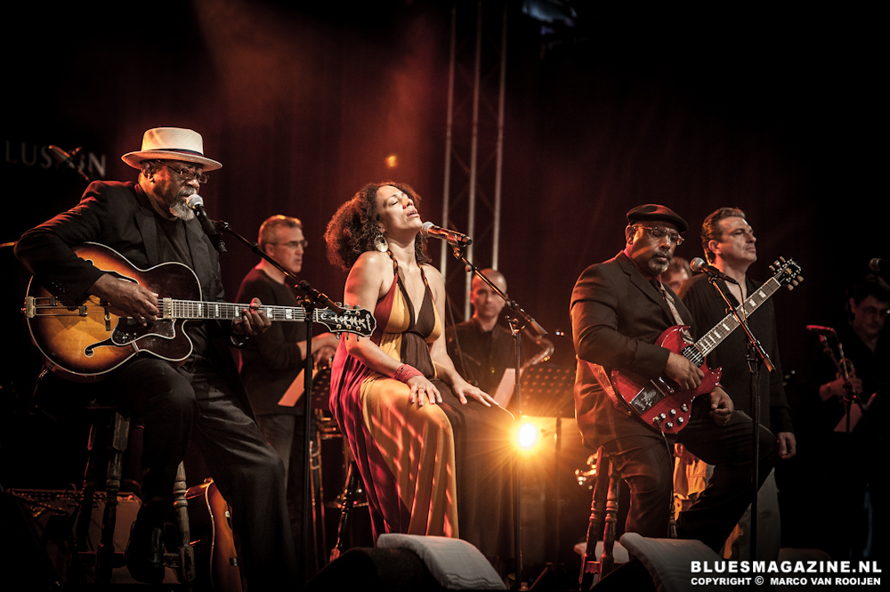 Heritage Blues Orchestra @ North Sea Jazz 2012