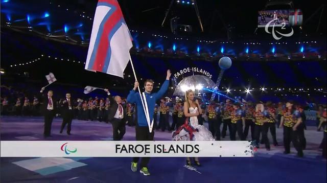 Faroe Islands at London 2012