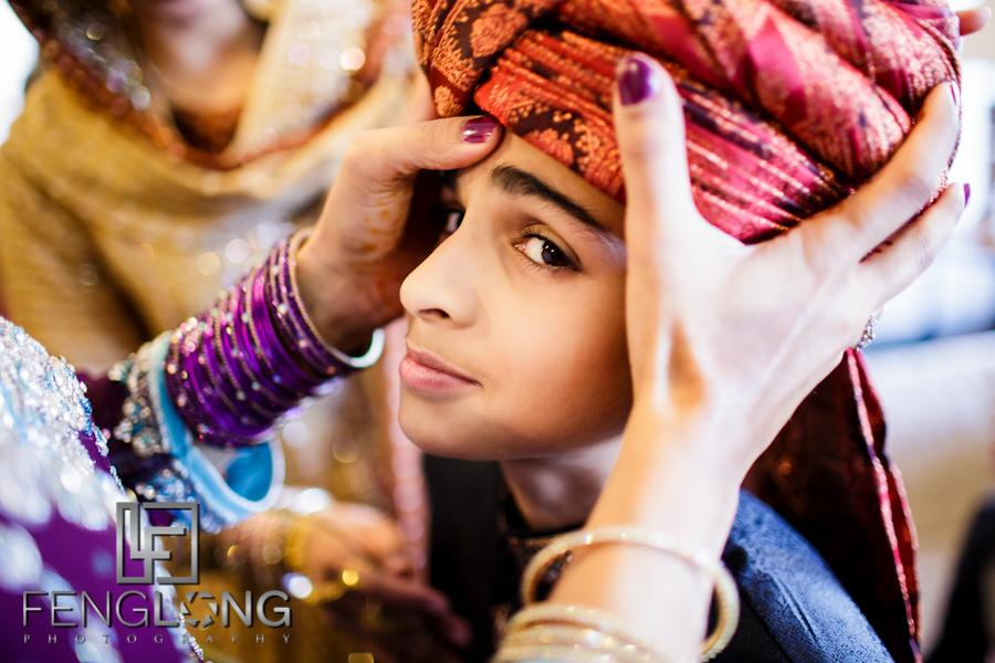 Yusra & Rahil's Baraat | Fort Gordon South Hall | Augusta Atlanta Pakistani Indian Wedding Photographer