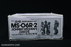 HCM MS-06R-2 Johnny Ridden's Zaku-II (144 scale) 1984 make (5)